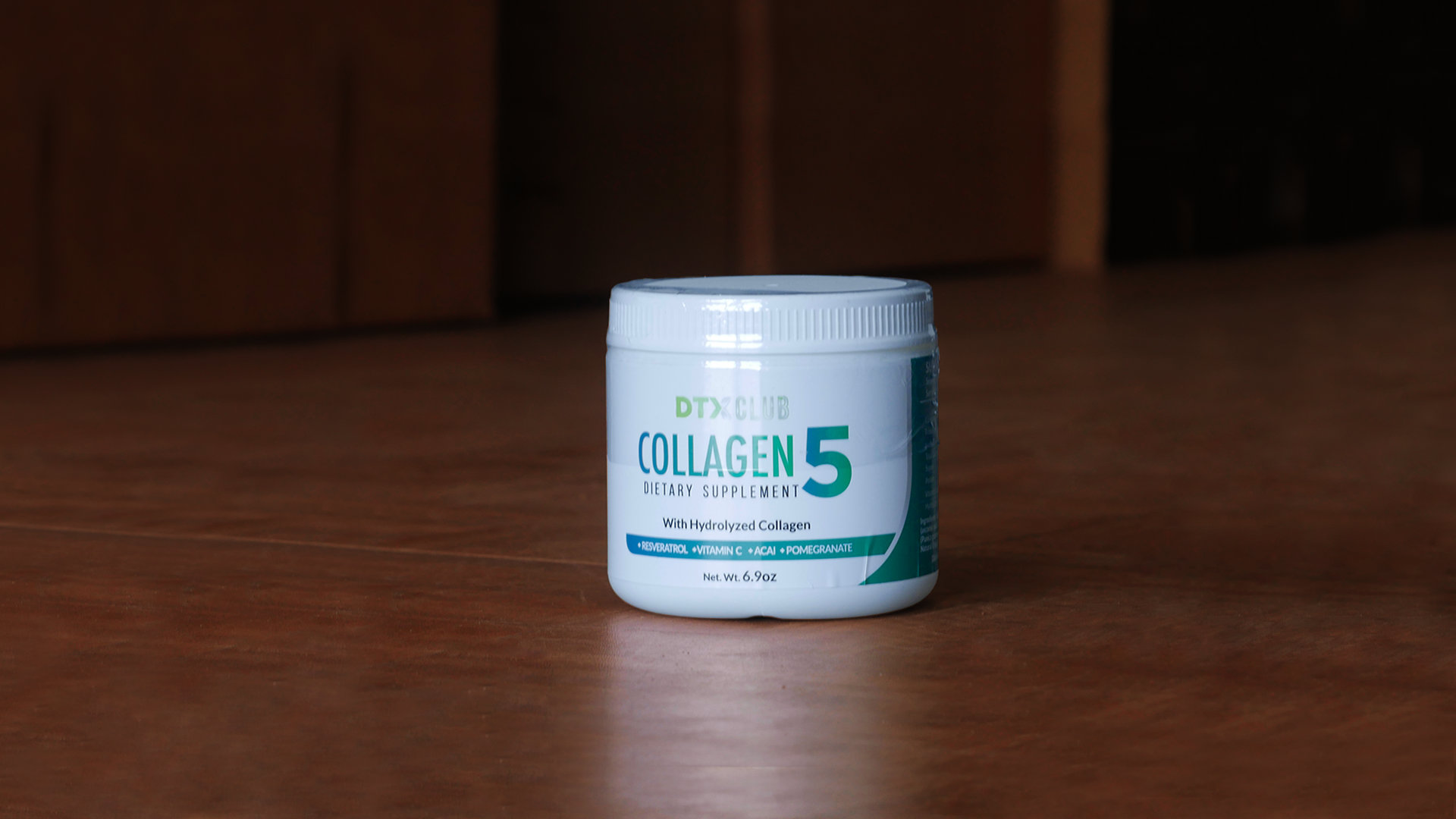 FORTIFY YOUR SKIN WITH COLLAGEN5